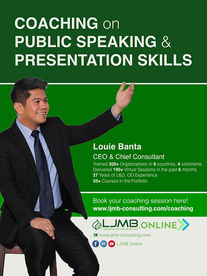 LJMB - Product Catalogue - COACHING on P