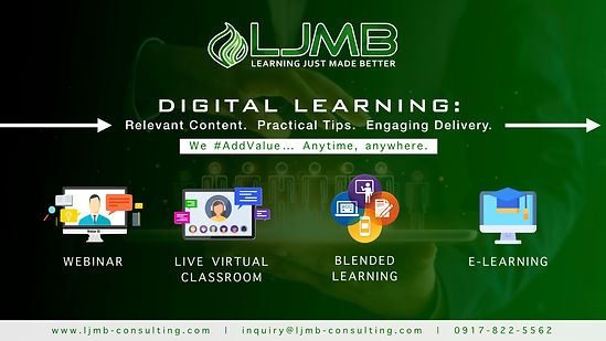 LJMB - Digital Learning Product Catalogu