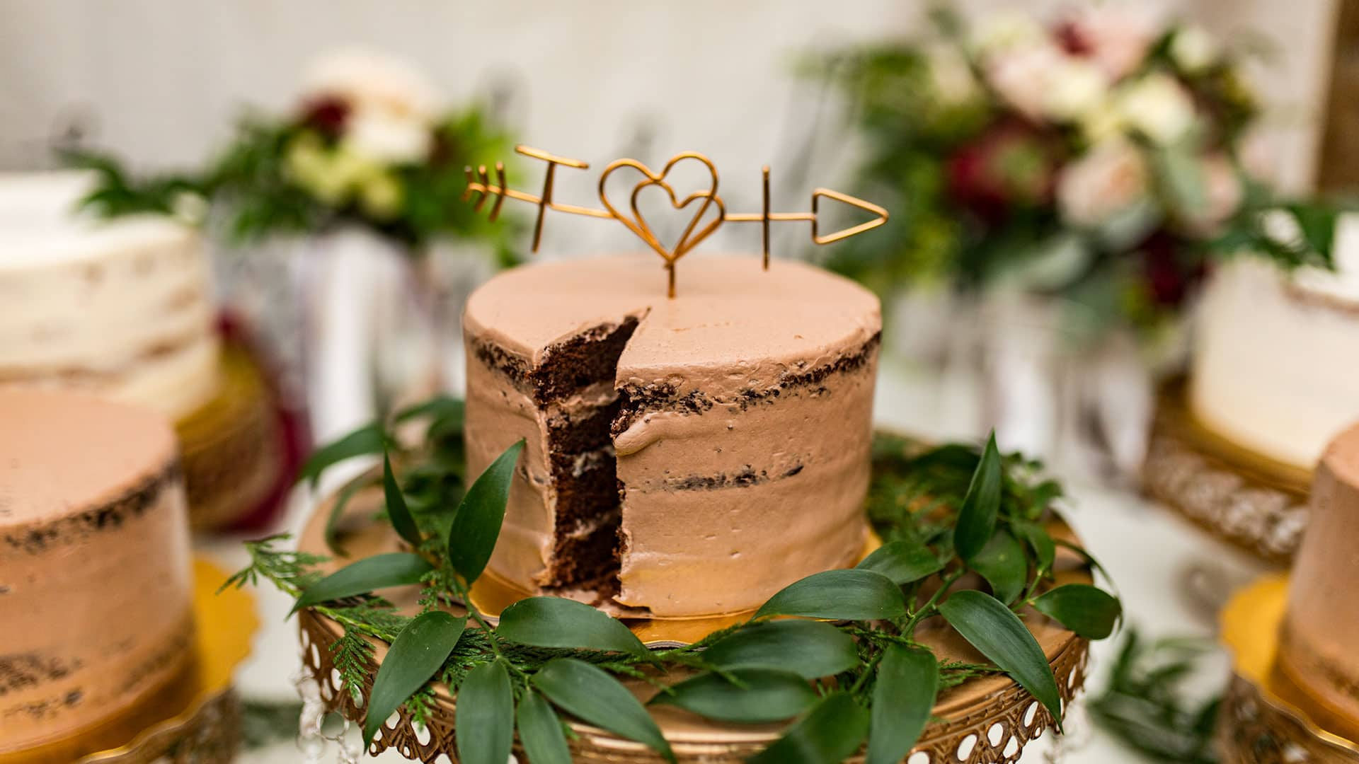 SIngle-Cake-Wedding