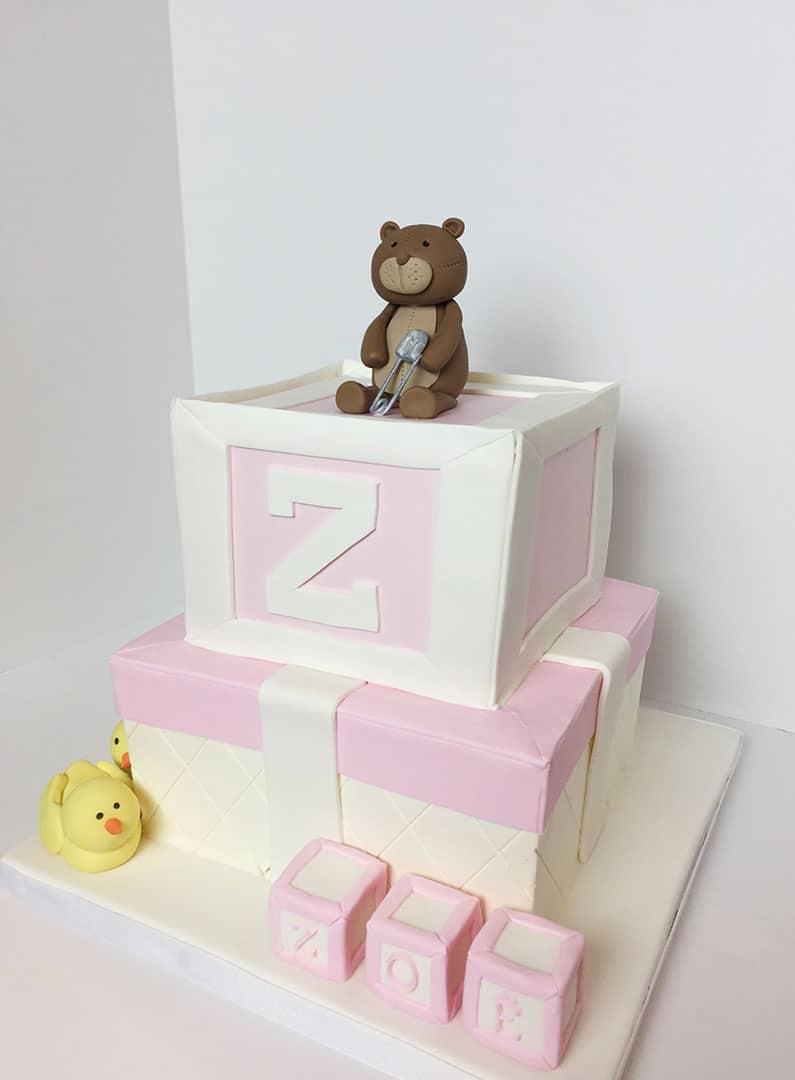 Bear-Block-Cake
