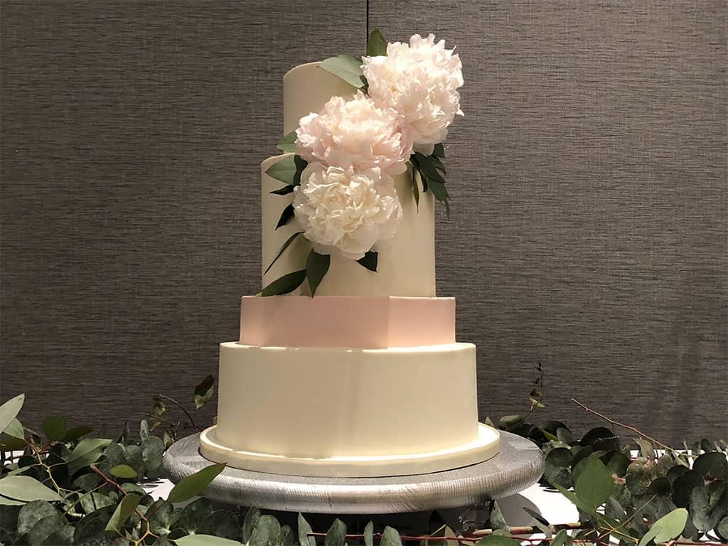 White-Pink-Floral-Wedding
