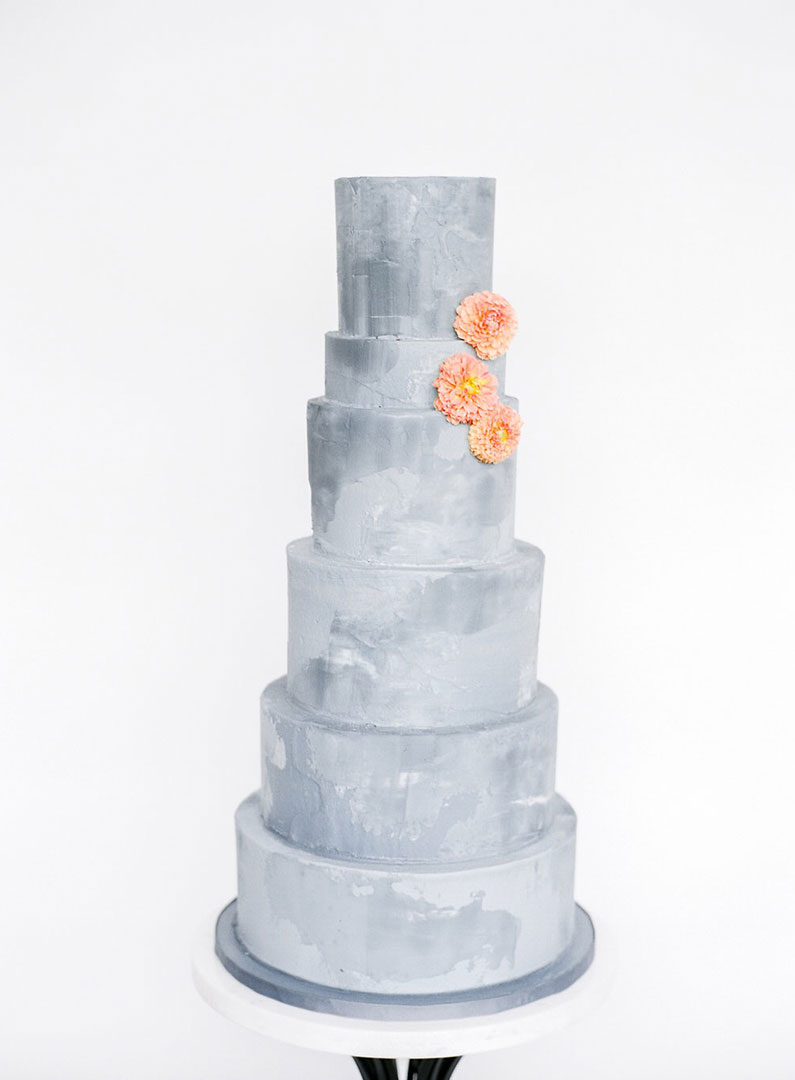 Concrete-Cake-Wedding