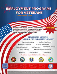 employment programs for veterans