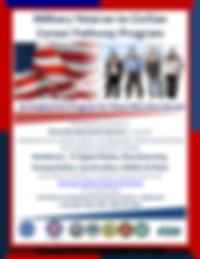 military veteran to civilian career pathways program