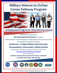 military veteran to civilian career pathways program