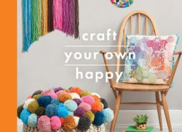 Craft you own happy book by Becci Mai Ford