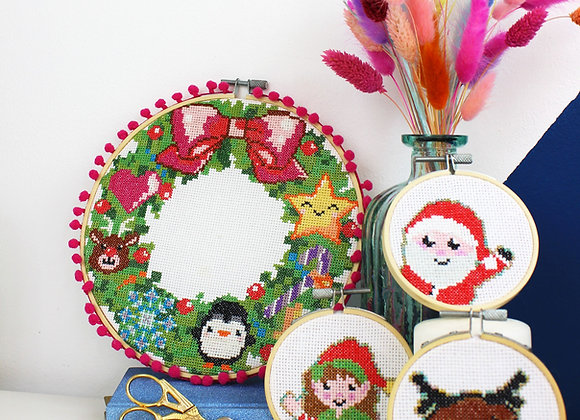 Mega christmas crafting bundle