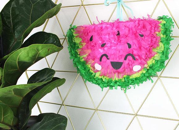 Watermelon mini pinata kit