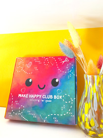 The Make Happy Club Box #3 (Warning contains spoilers)