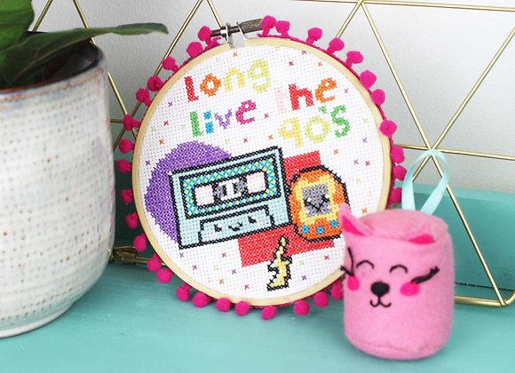 Kitsch 90's crafting kit bundle