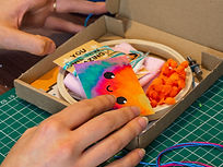 Craft kit for adults