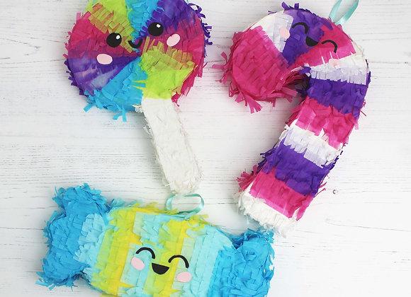 Candy pinata crafting kit bundle