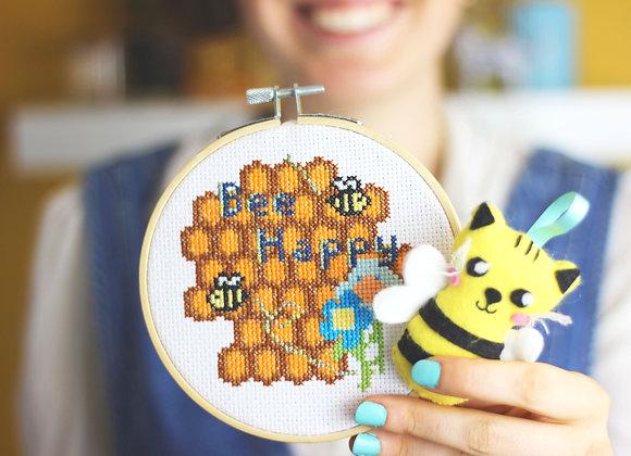 Cute bee craft kit bundle