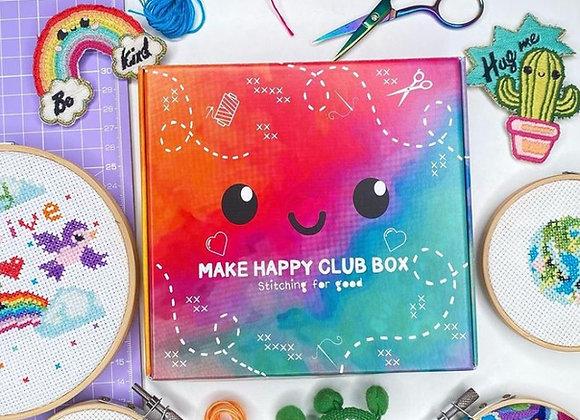 Make Happy Club Subscription box