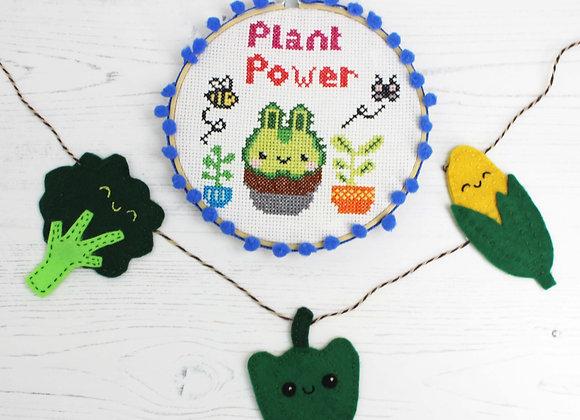 Plant power crafting kit bundle