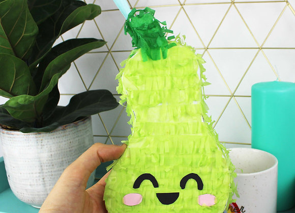 Pear mini pinata kit