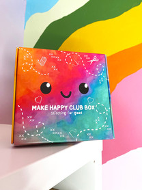 The Make Happy Club Box #4 (Warning contains spoilers)