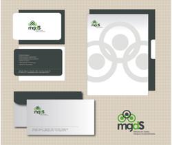 Identidade visual MGDS