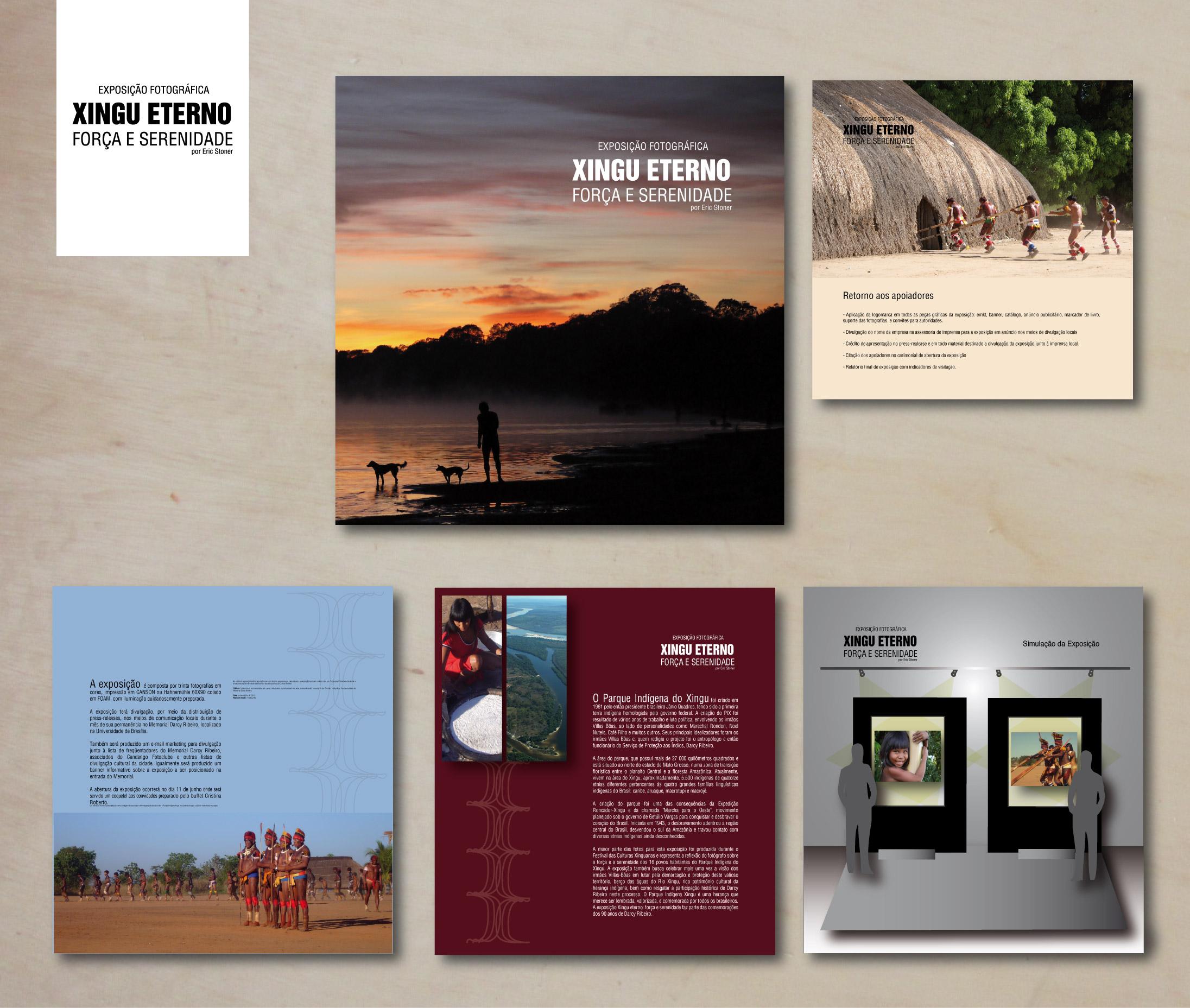 Exposição Xingu Eterno