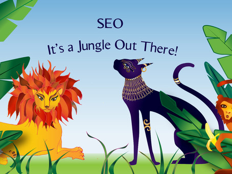 It's a Jungle Out There! Hot tips to increase Web traffic.