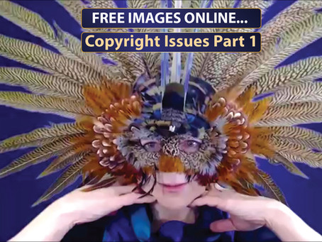 Free Online Images... Copyright Issues, Part 1