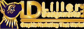 gold indigo &  liller logo live text sep