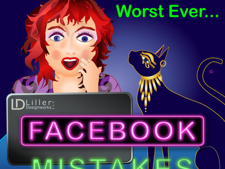 Confessions of My Worst Facebook (FB) Mistakes!