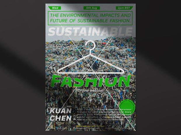 Sustainable Fashion Webinar