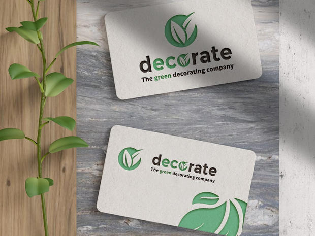 The green decorating company