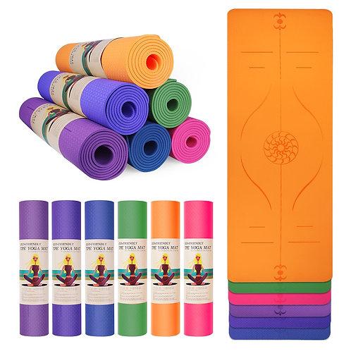 Eco Friendly Non Slip Yoga Mat