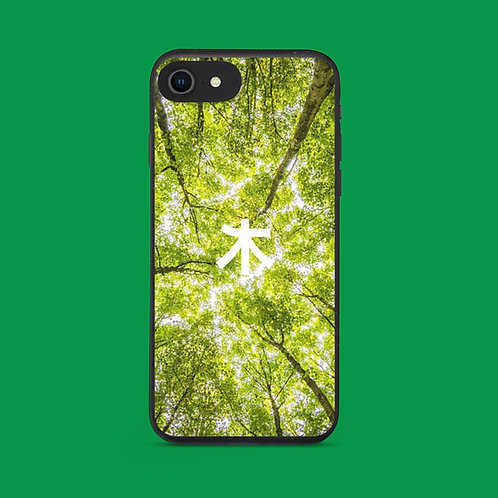 木 Biodegradable phone case. One tree planted.