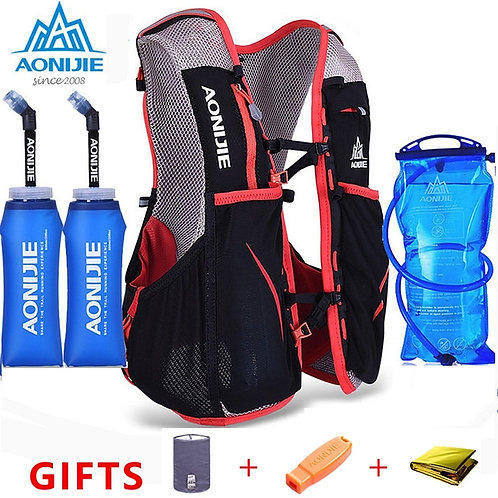 1.5L Marathon Hydration Vest Pack Water Bag -Cycling -Hiking -Running Backpack