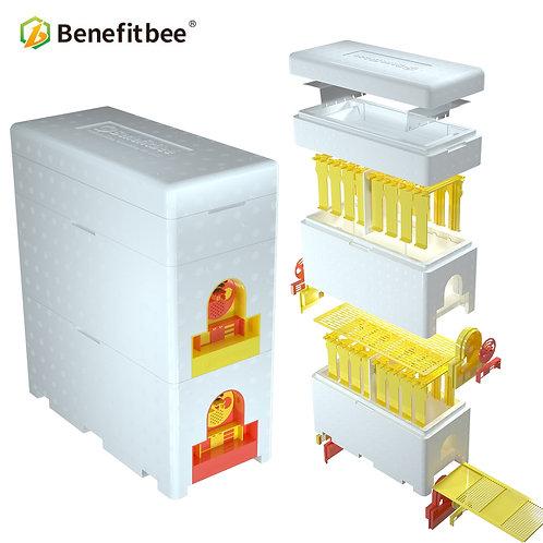 Benefit Bee Multi-Functional Queen Bee Hive Foam Material -2 Box Queen Rearing