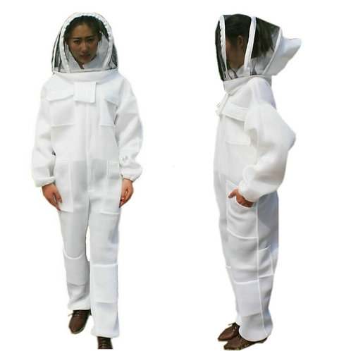 Apiculture Protective Breathable Beekeeping Suit -Professional Bee Protective