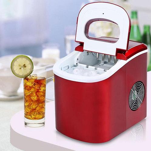 15kg Mini Automatic Electric Ice Machine / Portable / Home/RV/Camping  - 220V