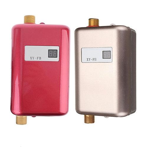 Mini Tankless Instant Water Heater -DigitalThermostat/Display- US Plug