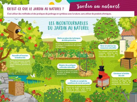 """Nouveau ! Atelier """"Jardiner au naturel"""" Reporté"""