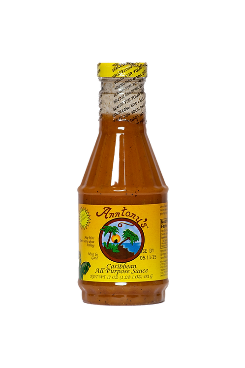 Anntony's Caribbean All Purpose Sauce