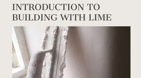 Lime Plastering Courses