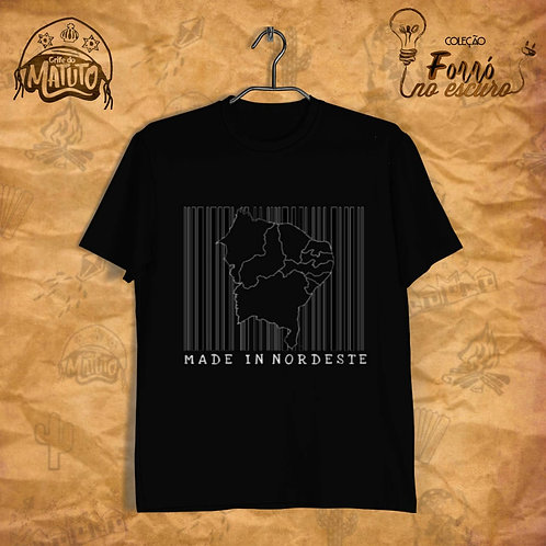 Camiseta Made in Nordeste
