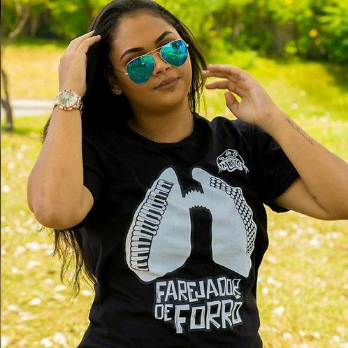 Camiseta Farejador de Forró