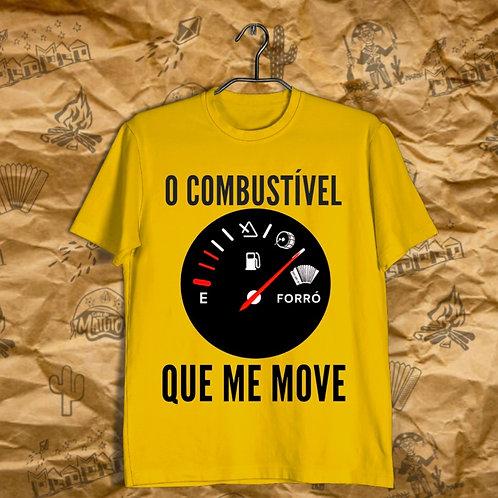 Camiseta Combustível