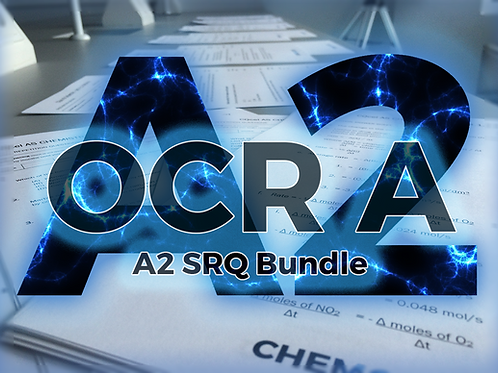 OCR A A2 SRQ Bundle