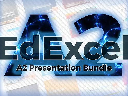 EdExcel A2 Presentation Bundle