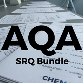 AQA AS SRQ Bundle