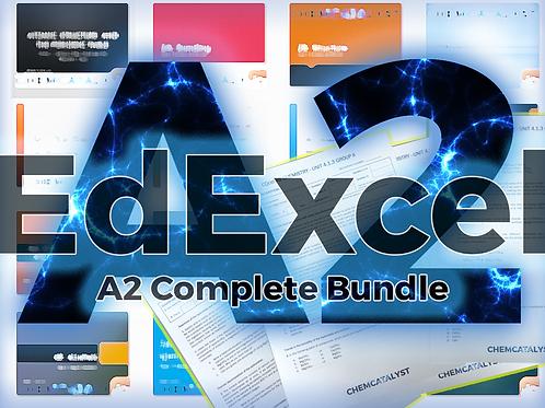 EdExcel A2 Complete Bundle