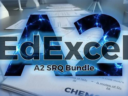 EdExcel A2 SRQ Bundle
