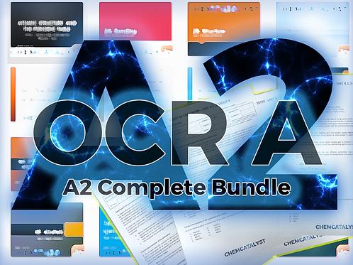 OCR A A2 Complete Bundle