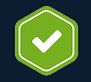 Green and White Checkmark