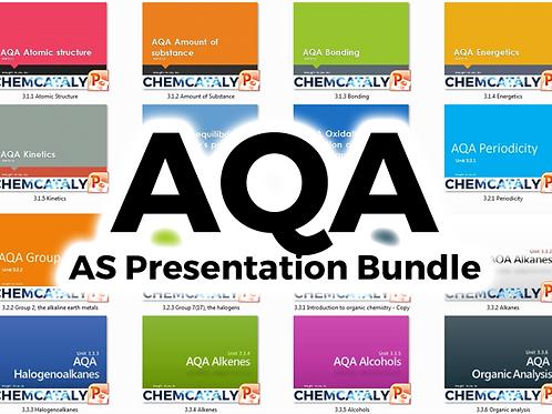 AQA AS Presentation Bundle
